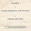 Flora of Northumberland and Durham