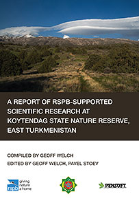 A report of RSPB-supported scientific ...