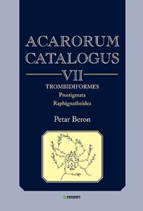 ACARORUM CATALOGUS VII. Trombidiformes, ...