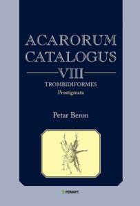 ACARORUM CATALOGUS VIII. Trombidiformes, ...